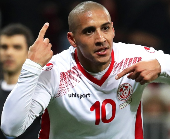 Tunisia World Cup Focus: Wahbi Khazri hopes to be fit for England clash