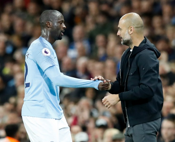Yaya Toure: Guardiola has problems with Africans