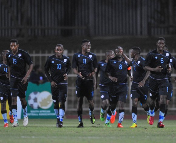 Botswana thump Mauritius to reach quarter-finals
