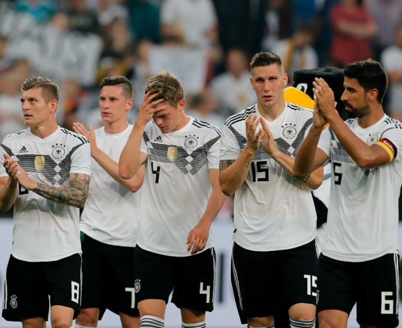 Defending champions Germany eye win against Mexico