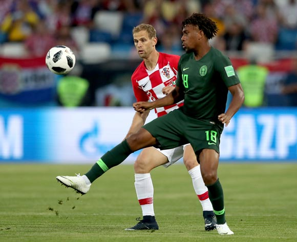 Nigeria's Alex Iwobi shifts focus to AFCON 2019