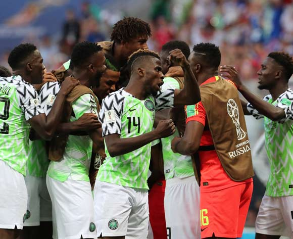 Nigeria's Super Eagles lauded by sponsor, AITEO
