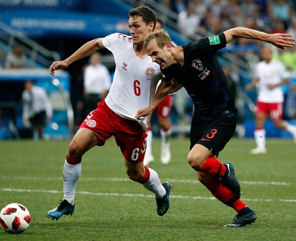 Denmark crash out of World Cup after penalty shootout