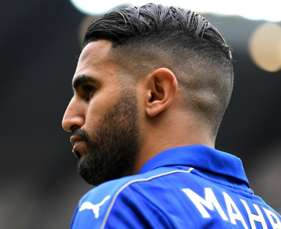 Manchester City finally sign Algeria's Riyad Mahrez