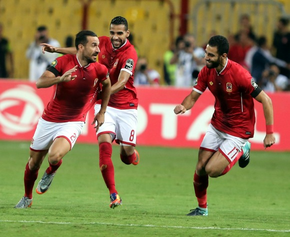 2018 CAF Champions League: Al Ahly 3-0 Township Rollers - As It Happened