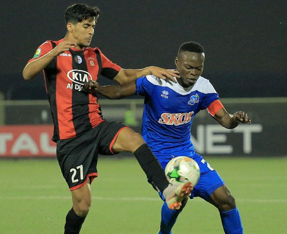 USM Alger fortunate to maintain top spot in Group D