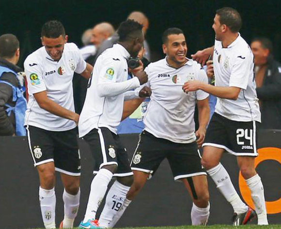 ES Setif win North African derby
