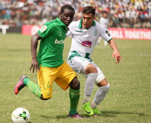 Aduana Stars host confident AS Vita Club