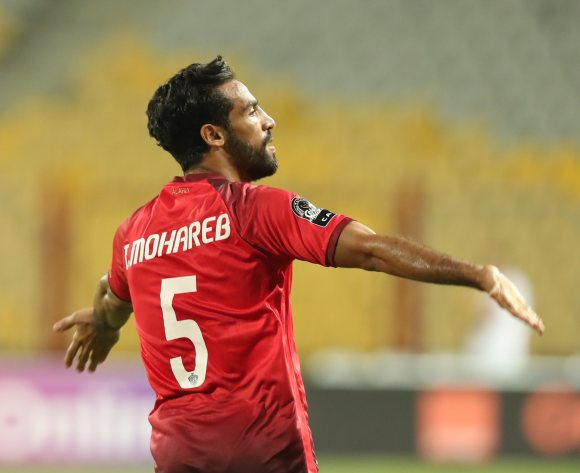CHAMPIONS LEAGUE FOCUS: Al Ahly's Islam Mohareb delights over Rollers' win