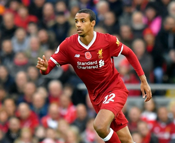 Joel Matip eager to re-establish himself in Liverpool's first XI