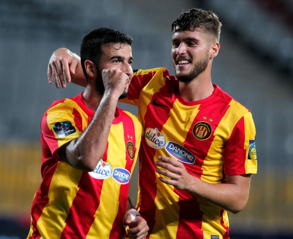 Joiuni goal sends Esperance into Champions League KOs