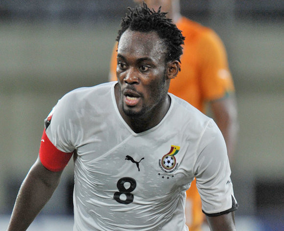 Michael Essien opens up on 2014 World Cup saga
