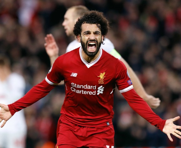 Mohamed Salah signs a five-year deal with Liverpool