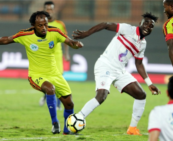 Egyptian giants Zamalek part ways with Nana Poku