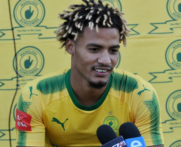 Rivaldo Coetzee set for training return at Mamelodi Sundowns
