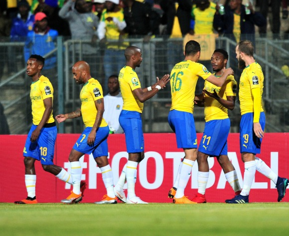 Sundowns edge out stubborn Togo Port