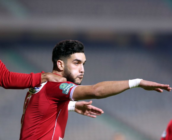 Al Ahly sell Morocco striker Walid Azaro to China for $11,7 million