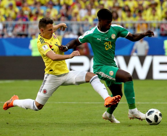 Keita Balde frustrated with lack of playing time at Russia 2018