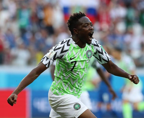 Ahmed Musa pens big money move away from Leicester