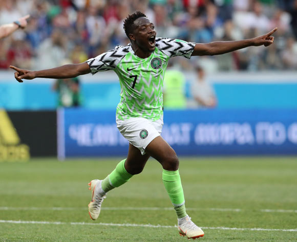 Saudi move is good for Ahmed Musa – Nigeria manager