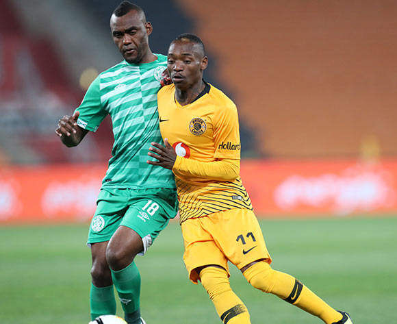 Khama Billiat of Kaizer Chiefs challenged by Given Mashikinya of Bloemfontein Celtic during the Absa Premiership 2018/19 match between Kaizer Chiefs and Bloemfontein Celtics at the FNB Stadium, Johannesburg on 29 August 2018 ©Muzi Ntombela/BackpagePix