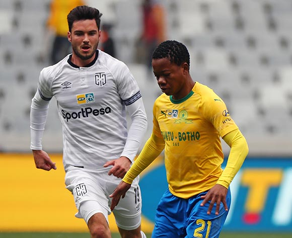 Sundowns look to turn semifinal tie around