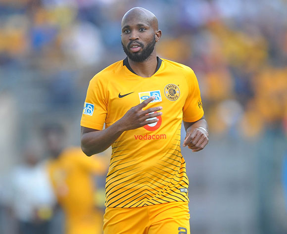 Ramahlwe Mphahlele of Kaizer Chiefs during the MTN8 Semi Final first Leg match between Supersport United and Kaizer Chiefs on the 26 August 2018 at Lucas Moripe Stadium/ Pic Sydney Mahlangu/BackpagePix