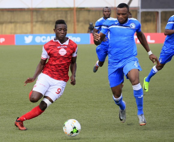 Nigeria's Enyimba scores late to top Group C