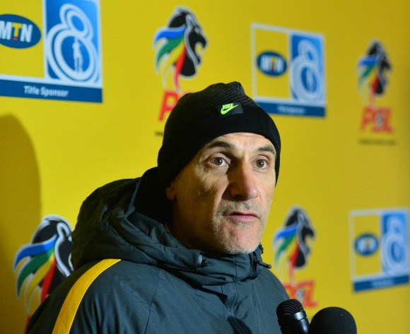Kaizer Chiefs coach hopes for better finishing