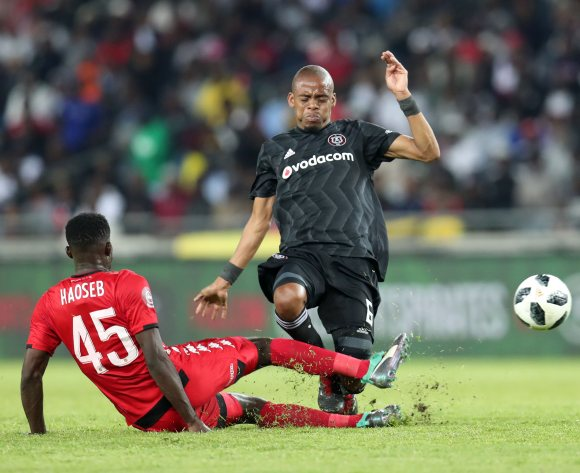 Orlando Pirates fight back to hold Highlands Park