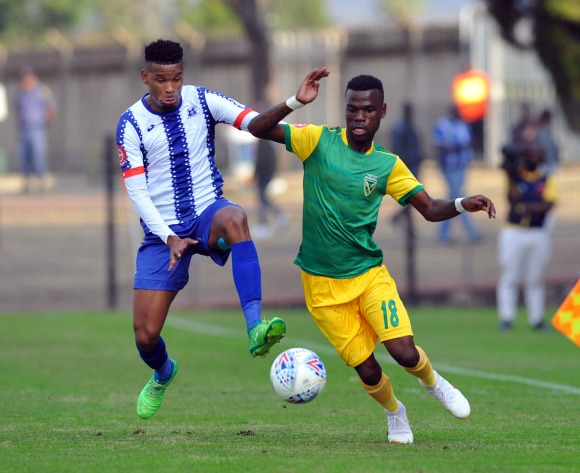 Maritzburg United lose at home in KZN derby