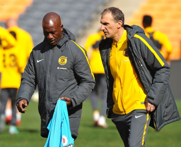 New Kaizer Chiefs manager promises attacking approach