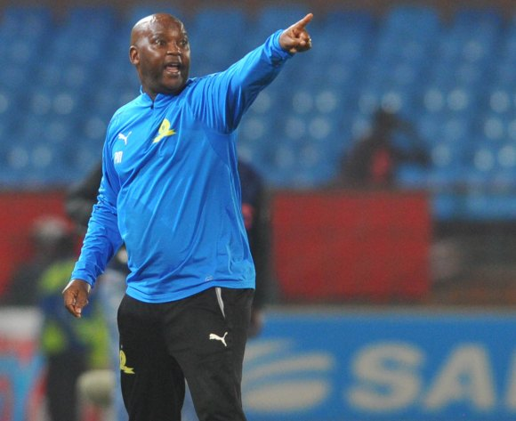 Pitso Mosimane: City are very good, highly organised