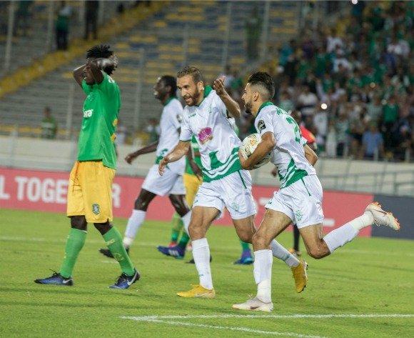 Raja Casablanca end as Group A winners
