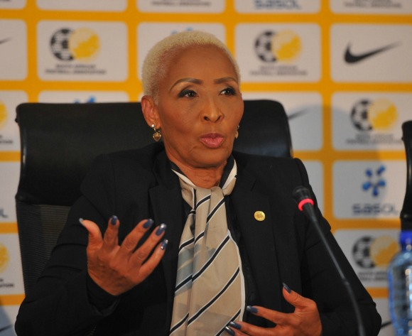 SAFA vice-president backs SA ahead of COSAFA & AFCON tournaments