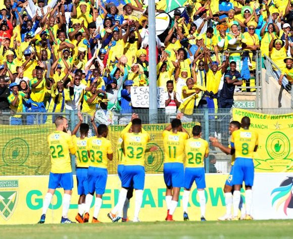 Sundowns chase first home win