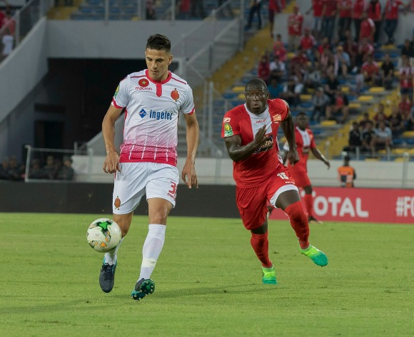 Togo-Port hold defending champions Wydad