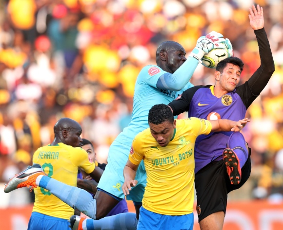 Denis Onyango travels with Sundowns to Morocco