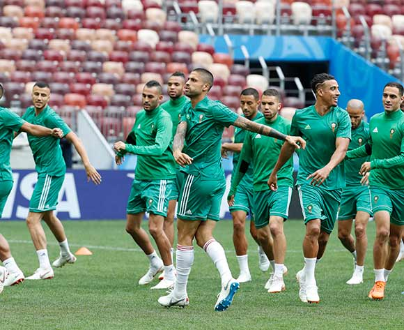 Morocco aim to get back on track
