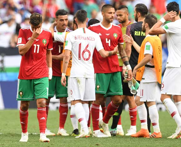 Morocco off the mark in Group B