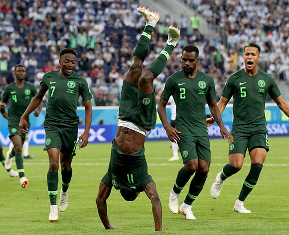 2019 AFCON qualifier: Seychelles 0-3 Nigeria - As it happened