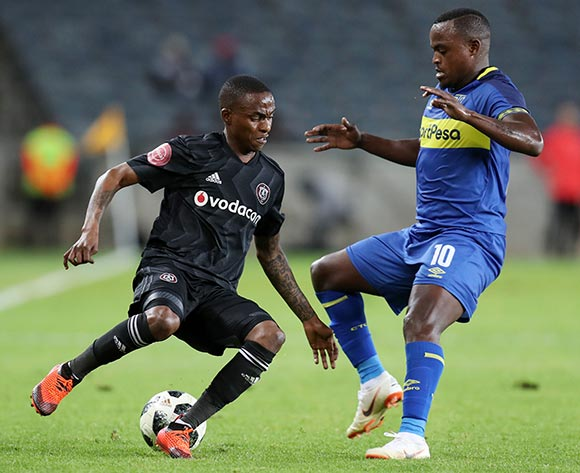 Ayanda Patosi stings Pirates