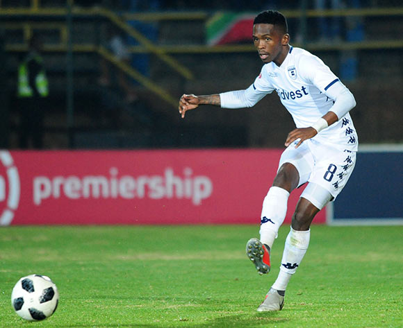 Thabang Monare of Bidvest Wits during 2018 Absa Premiership match between Bidvest Wits and Polokwane City at Bidvest Wits Stadium in Johannesburg ,South Africa on 21 September 2018 ©Aubrey Kgakatsi/BackpagePix