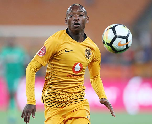 Khama Billiat of Kaizer Chiefs during the Absa Premiership 2018/19 match between Kaizer Chiefs and AmaZulu at the FNB Stadium, Johannesburg on 22 September 2018 ©Muzi Ntombela/BackpagePix