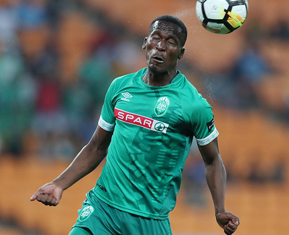 Tapelo Nyongo of AmaZulu during the Absa Premiership 2018/19 match between Kaizer Chiefs and AmaZulu at the FNB Stadium, Johannesburg on 22 September 2018 ©Muzi Ntombela/BackpagePix