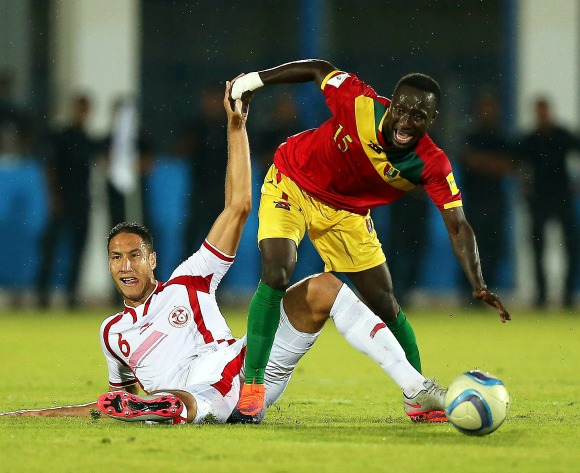 Guinea out to build on strong start in Conakry