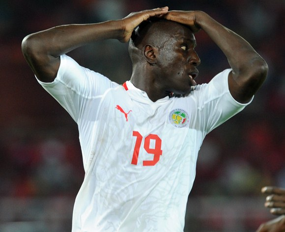 Demba Ba has given up on representing Senegal