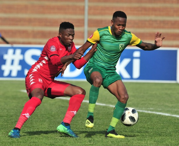 Highlands still unbeaten in PSL thanks to Mothobi Mvala double