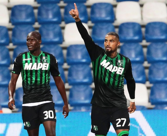 Kevin-Prince Boateng looking forward to Juventus-Sassuolo clash