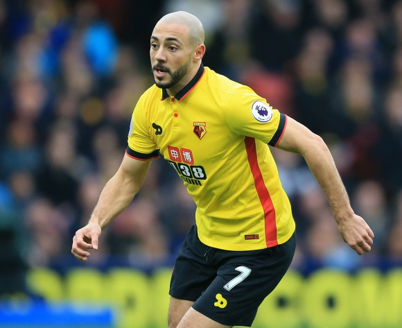 Nordin Amrabat to quit Saudi stay?